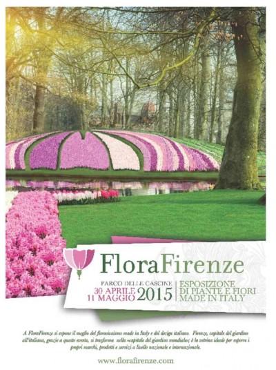 April 30 – May 11 Flora Firenze